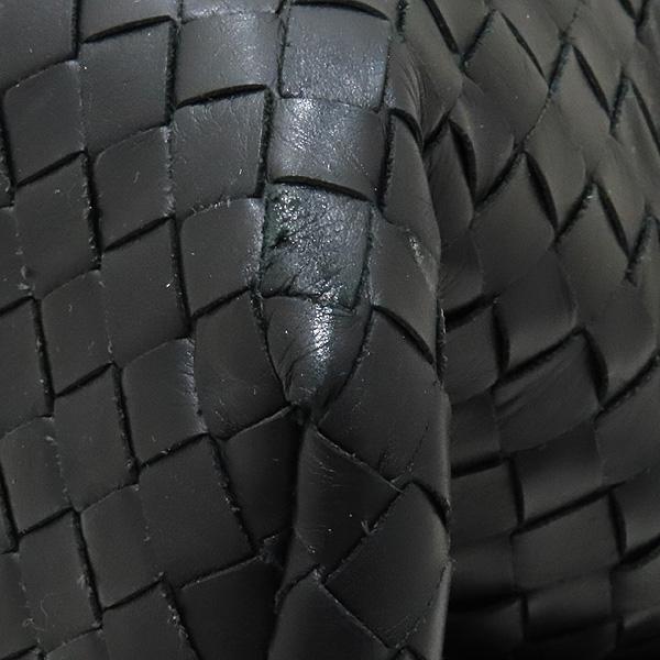 BOTTEGAVENETA(보테가베네타) 171265 블랙 컬러 인트레치아토 레더 로마 라지 사이즈 토트백 [인천점] 이미지6 - 고이비토 중고명품