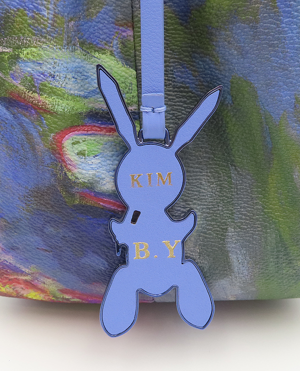 Louis Vuitton(루이비통) M43378 MONET 모네 마스터즈 컬렉션 몽테뉴 MM 토트백 + 숄더스트랩 [분당정자점] 이미지5 - 고이비토 중고명품
