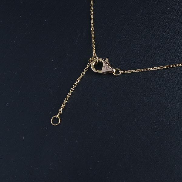 Cartier(까르띠에) 18K 골드 1포인트 다이아 블랙 오닉스 아뮬레뜨 목걸이 [강남본점] 이미지4 - 고이비토 중고명품