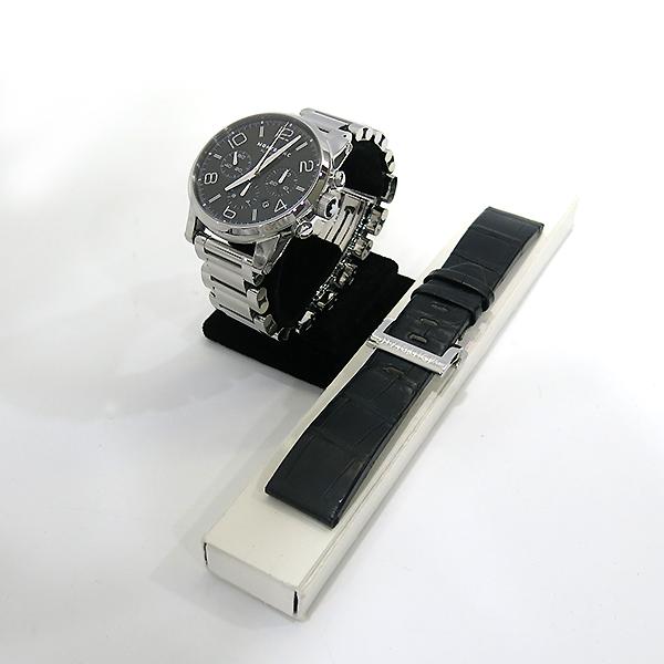 Montblanc(몽블랑) 7069 TIMEWALKER(타임워커) 크로노그래프 오토매틱 스켈레톤 스틸 남성용 시계  [부산센텀본점]