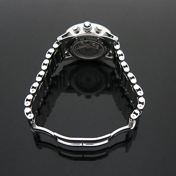 Montblanc(몽블랑) 7069 TIMEWALKER(타임워커) 크로노그래프 오토매틱 스켈레톤 스틸 남성용 시계  [부산센텀본점] 이미지5 - 고이비토 중고명품