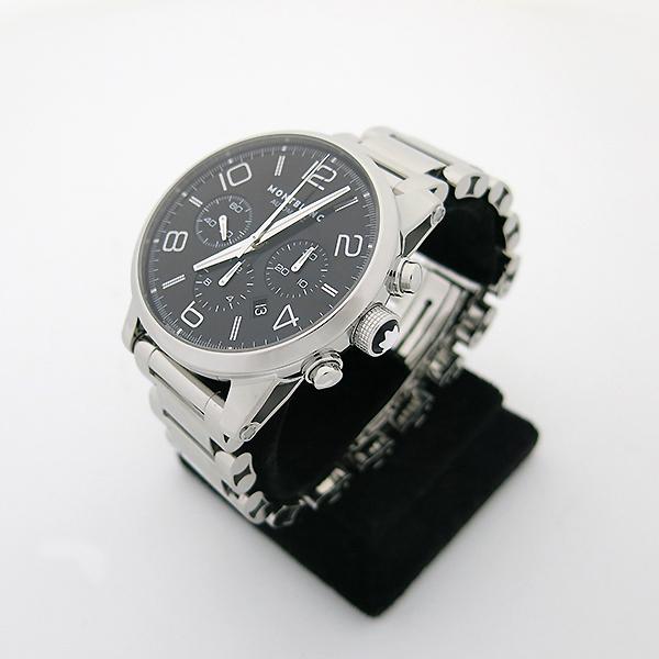 Montblanc(몽블랑) 7069 TIMEWALKER(타임워커) 크로노그래프 오토매틱 스켈레톤 스틸 남성용 시계  [부산센텀본점] 이미지2 - 고이비토 중고명품