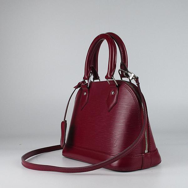Louis Vuitton(루이비통) M40851 에삐 푸시아 알마 BB 토트백 + 숄더스트랩 [강남본점] 이미지2 - 고이비토 중고명품