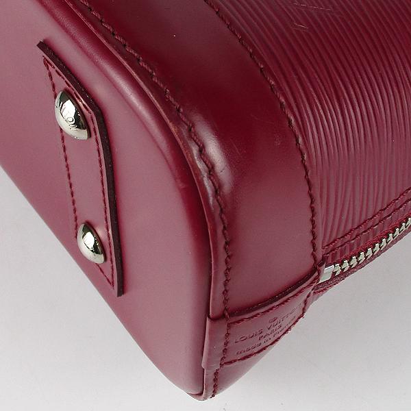 Louis Vuitton(루이비통) M40851 에삐 푸시아 알마 BB 토트백 + 숄더스트랩 [강남본점] 이미지4 - 고이비토 중고명품