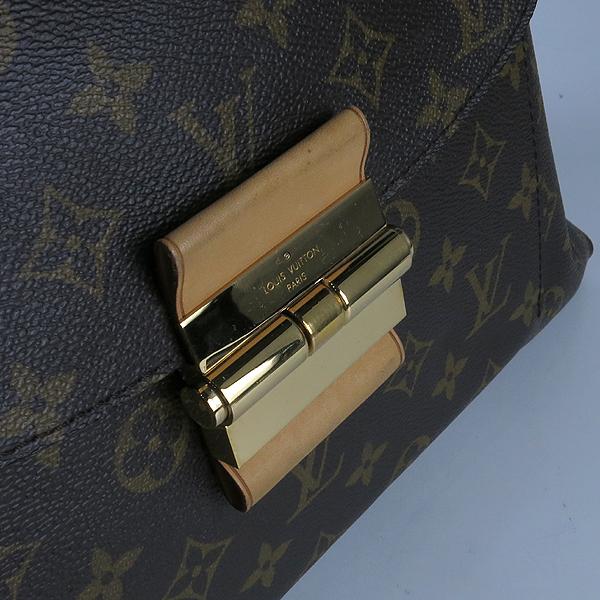 Louis Vuitton(루이비통) M40580 모노그램 캔버스 OLYMPE 올랑프 카멜 숄더백 [강남본점] 이미지5 - 고이비토 중고명품