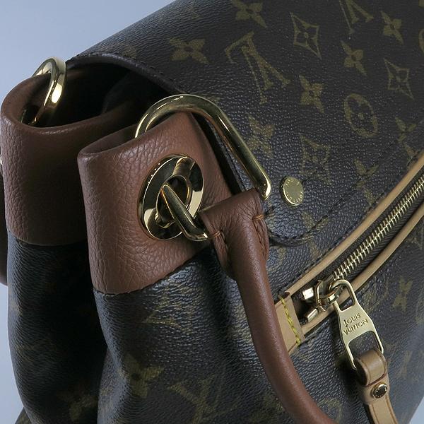 Louis Vuitton(루이비통) M40580 모노그램 캔버스 OLYMPE 올랑프 카멜 숄더백 [강남본점] 이미지6 - 고이비토 중고명품