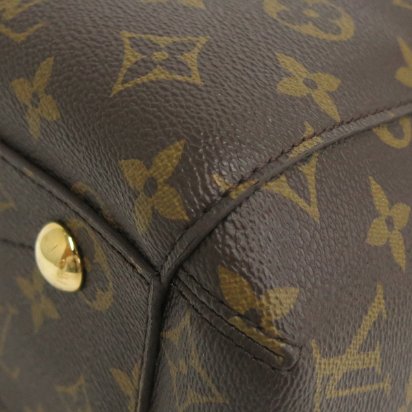 Louis Vuitton(루이비통) M41056 몽테뉴 모노그램 캔버스 MM 토트백 + 숄더스트랩 2WAY [동대문점] 이미지6 - 고이비토 중고명품