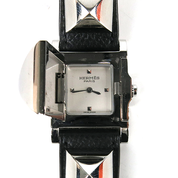 Hermes(에르메스) ME3.210 메도르 팔찌형 가죽밴드 여성용 시계 [강남본점] 이미지3 - 고이비토 중고명품