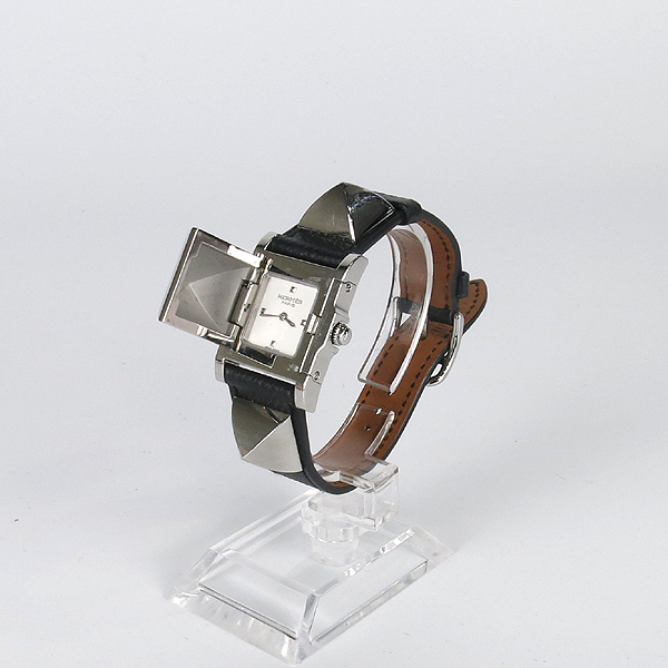 Hermes(에르메스) ME3.210 메도르 팔찌형 가죽밴드 여성용 시계 [강남본점] 이미지5 - 고이비토 중고명품