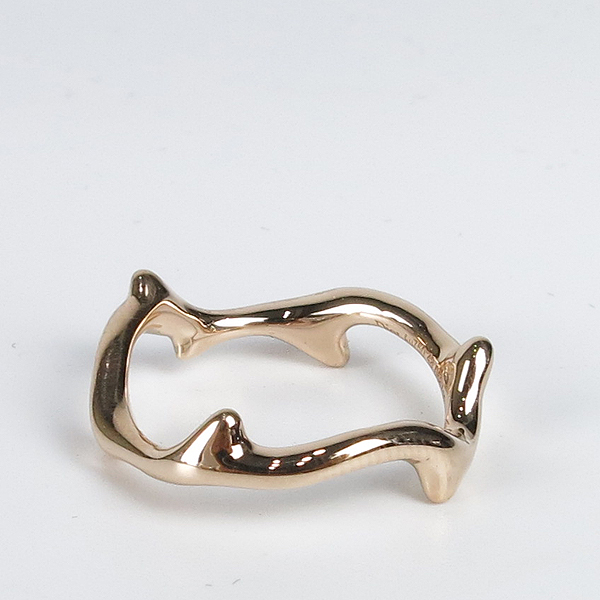 Dior(크리스챤디올) JBDR95003 BOIS DE ROSE 18K 로즈골드 반지 - 8호 [강남본점] 이미지3 - 고이비토 중고명품