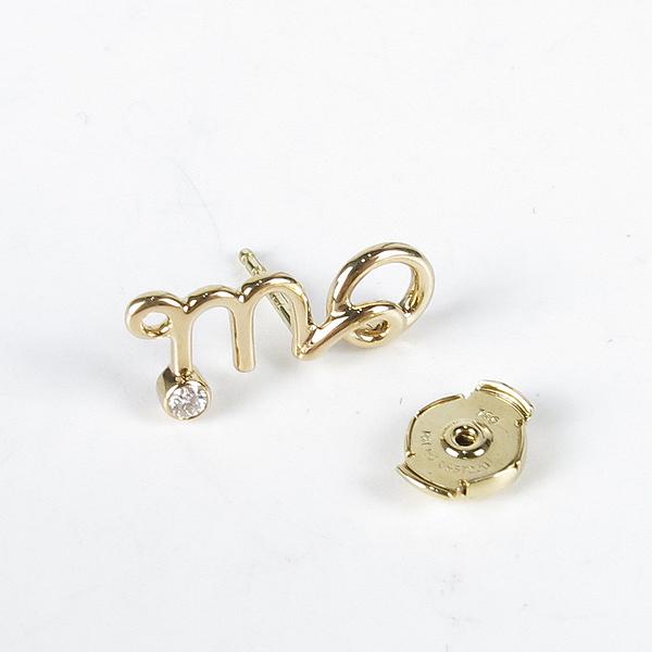 Dior(크리스챤디올) JOUI95031 OUI 18K 옐로우 골드 다이아 귀걸이 [강남본점] 이미지5 - 고이비토 중고명품